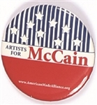 Artists for McCain