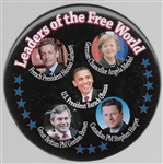 Obama Leaders of the Free World