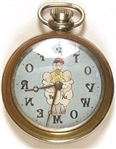 Votes for Women Pocket Watch