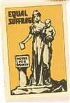 Equal Suffrage Votes for Women Stamp