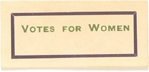 Votes for Women Stamp