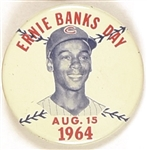Ernie Banks Day Chicago Cubs