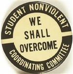 Student Nonviolent Coordinating Committee We Shall Overcome