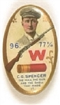 C.G. Springer Winchester Ad Pin