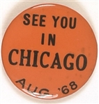See You in Chicago 1968