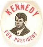 Robert Kennedy for President Red Letters