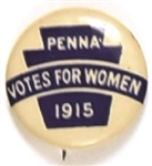 Votes for Women Pennsylvania 1915