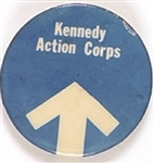 Kennedy Action Corps White Arrow