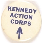 Kennedy Action Corps Blue Arrow