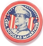 MacArthur Large Size Stars, Stripes Pin