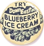 Down East Blueberry Ice Cream