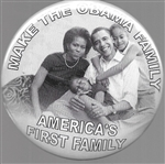 Make the Obama Family Americas First Family