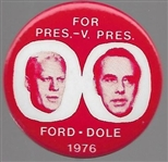 Ford, Dole Red and White Jugate