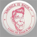 America is Back, Illinois for Reagan