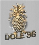 Dole Pineapple Pin