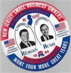 Reagan, Bush New Jersey Small Business Owners