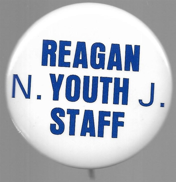 Reagan New Jersey Youth Staff