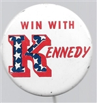 Win with John F. Kennedy
