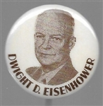 Dwight Eisenhower Picture Pin