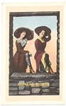 Womens Rights Suffrage Postcard