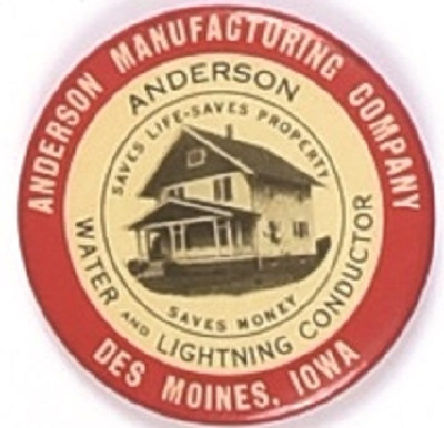 Anderson Water and Lightning Conductor