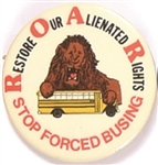 Stop Forced Busing
