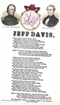 Jefferson Davis, John Breckinridge Song