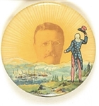 Theodore Roosevelt Uncle Sam Sunrise