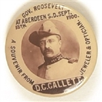 Gov. Roosevelt 1900 Visit to Aberdeen, South Dakota