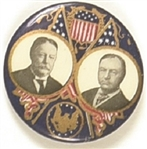 Taft, Sherman Shield and Eagle Jugate