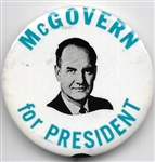 McGovern for President Scarce 1968 Pin
