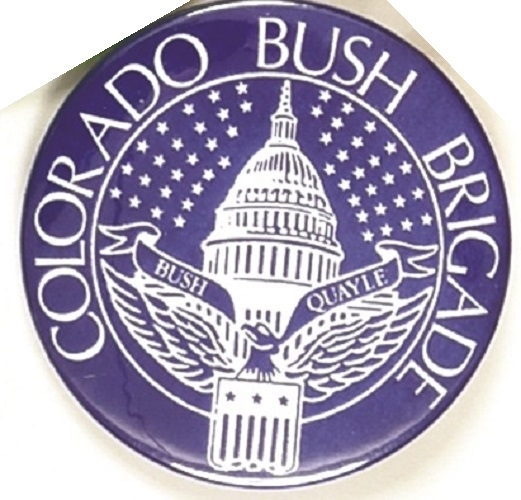 Colorado Bush Brigade