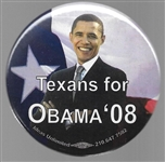 Texans for Obama 2008
