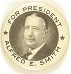 Smith for President Two Stars Celluloid