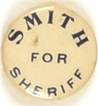 Al Smith for New York Sheriff