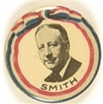 Al Smith Scarce RWB Celluloid
