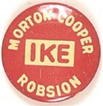 Ike, Morton, Cooper, Robsion Kentucky Coattail