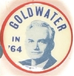 Goldwater in 64 Celluloid