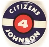 Citizens 4 Johnson