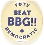 BEAT BBG, Vote Democratic