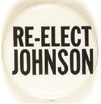 Re-Elect Johnson