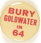 Bury Goldwater in 64
