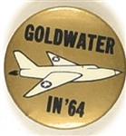Goldwater in 64 Jet Fighter