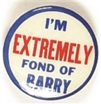 Im Extremely Fond of Barry