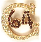 Goldwater G 64 Jewelry Brooch