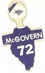 McGovern Illinois Litho Tab