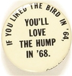 If You Liked the Bird, Youll Like the Hump