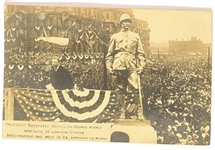 Theodore Roosevelt Indianapolis Postcard