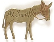 Smith Donkey Metal Pinback
