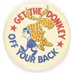Goldwater Get the Donkey Off Your Back